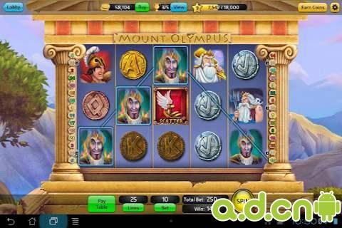 太空老虎機 Slot Galaxy HD Slot Machines v1.1.1-Android益智休闲免費遊戲下載
