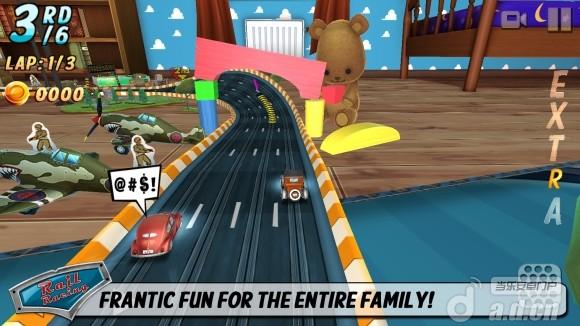 軌道賽車(含數據包) Rail Racing Limited Edition v0.9.1-Android竞速游戏類遊戲下載