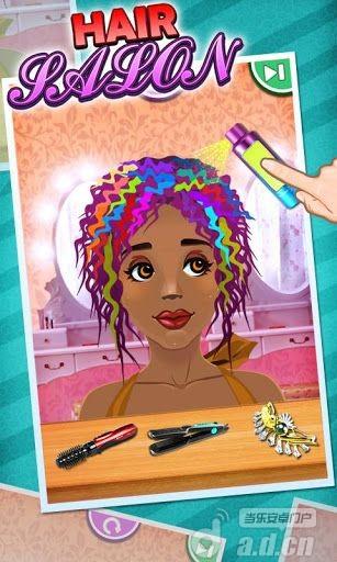 理髮沙龍 Hair Salon – Kids Games v1.0.3-Android模拟经营類遊戲下載