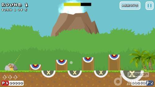 瘋狂射箭 精簡版 Crazy Arrows Lite v1.0-Android体育运动免費遊戲下載