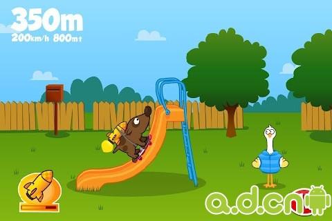 飛空狗狗 Space Dog + v1.3.6-Android益智休闲類遊戲下載