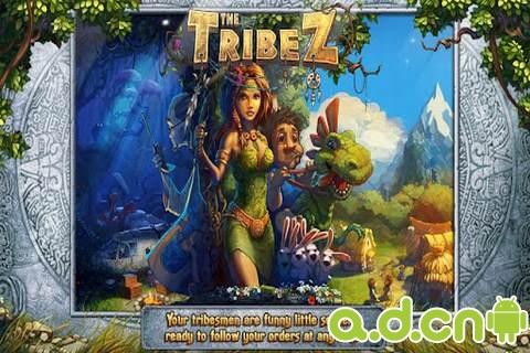 部落 v1.37,The Tribez