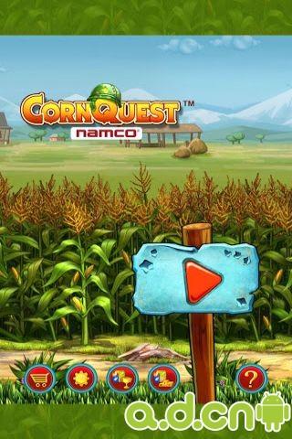玉米戰爭 v1.0.1,Corn Quest