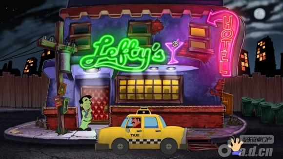 情聖拉瑞:重裝上陣 Leisure Suit Larry: Reloaded v1.03-Android益智休闲免費遊戲下載