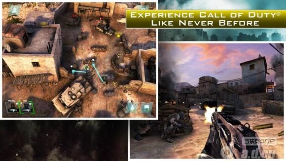 決勝時刻:突擊隊(含數據包) Call of Duty : Strike Team v1.0.22.39915-Android射击游戏類遊戲下載