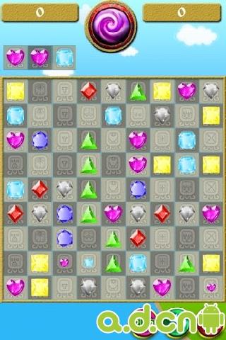 神奇的寶石 Magic Gem v1.1.7-Android益智休闲類遊戲下載