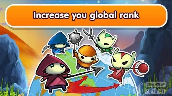 蘑菇戰爭 Mushroom Wars v1.12.1-Android策略塔防類遊戲下載
