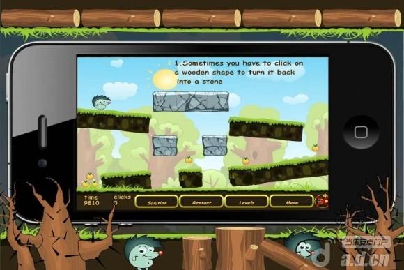 保衛橙子 精簡版 v1.2.1-Android益智休闲類遊戲下載