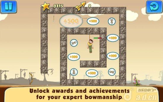 神箭手2 Gibbets 2 v1.0.1-Android益智休闲免費遊戲下載