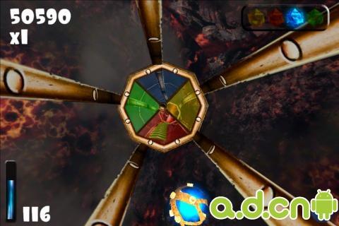 隧道傳球 Tunnel Ball v1.3-Android竞速游戏類遊戲下載