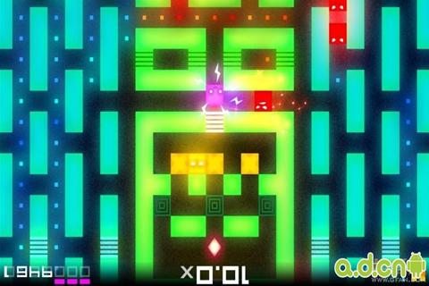 吃豆人高清版 Evac HD v2.3.16-Android益智休闲免費遊戲下載