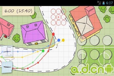 紙上賽車 Paper Racing v1.4-Android竞速游戏免費遊戲下載