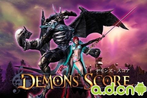 好玩的安卓游戏《恶魔乐章 Demons' Score》