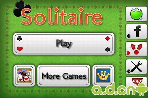 紙牌接龍 Solitaire v1.0.11-Android棋牌游戏免費遊戲下載