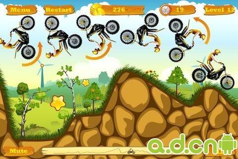 摩托達人增強版 v1.10,Moto Race Pro
