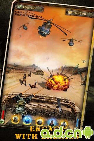 突擊隊最後的戰役 v1.0,Commando Call of Duty