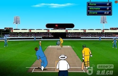 板球冠軍爭奪賽 v1.0,Cricket Championship game