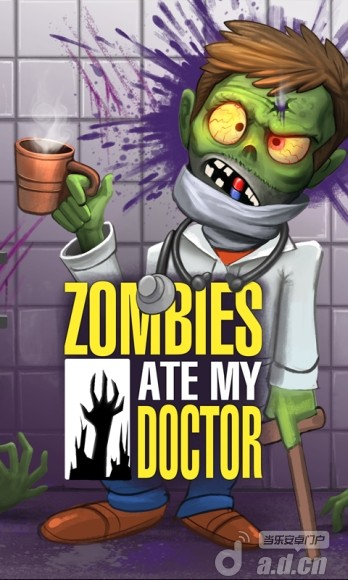 殭屍吃了我的醫生Zombies Ate My Doctor v1.0.6-Android射击游戏免費遊戲下載