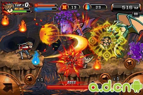 《魔界忍者2:洞窟 Devil Ninja2:Cave》