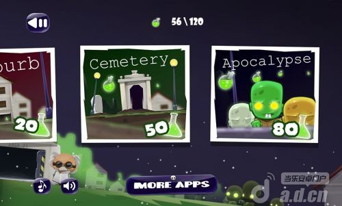 少女大戰殭屍 Girl vs Zombie Run Game v1.7.2-Android益智休闲免費遊戲下載