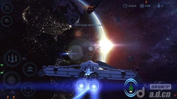 鋼鐵蒼穹:入侵 Iron Sky Invasion v1.0.1-Android飞行游戏免費遊戲下載