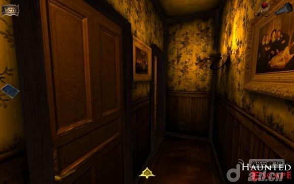 惡鬼出逃(含數據包) Haunted Escape v1.0-Android冒险解谜免費遊戲下載