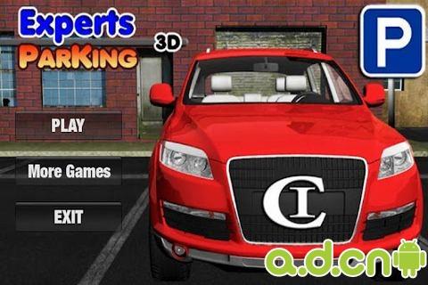 停車場車神 3D Experts 3D Parking v3.4-Android益智休闲免費遊戲下載