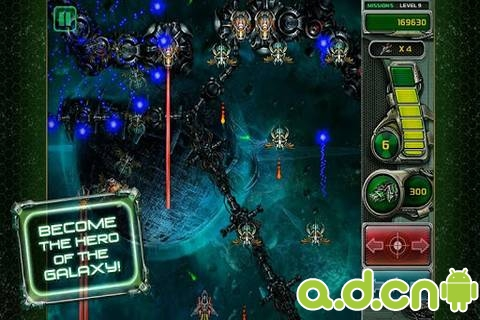 星際守護者4 v1.90.0,Star Defender 4