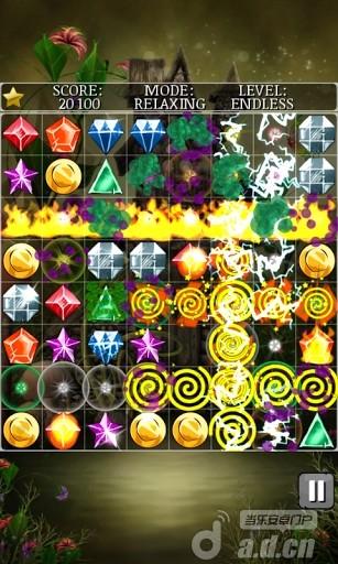 寶石人生 JeweLife – Match Three Jewels v1.4-Android益智休闲免費遊戲下載