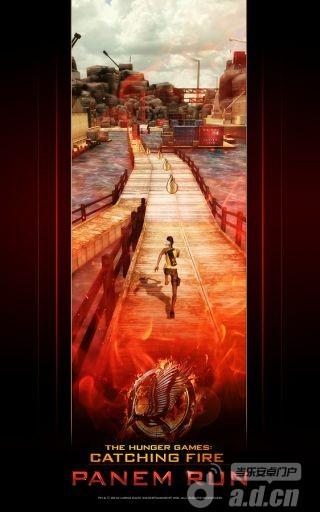飢餓遊戲2:星火燎原 Catching Fire v1.0.1-Android动作游戏類遊戲下載
