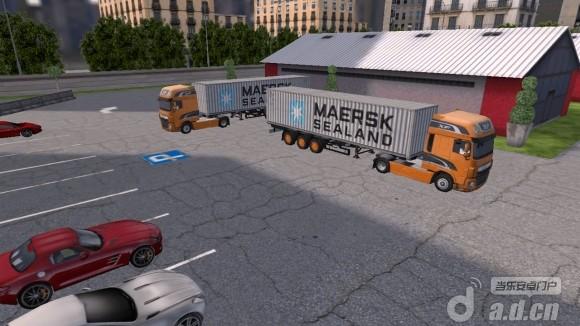 巴士停車場 BUS PARKING v1.0-Android益智休闲類遊戲下載