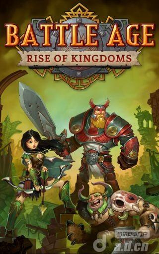 混戰年代:異世界演義Battle Age: Rise of Kingdoms v1.43-Android策略塔防免費遊戲下載