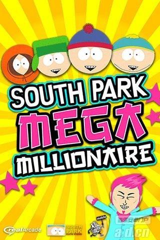 南方公園:百萬富翁大挑戰 South Park Mega Millionaire v1.4.9-Android益智休闲免費遊戲下載