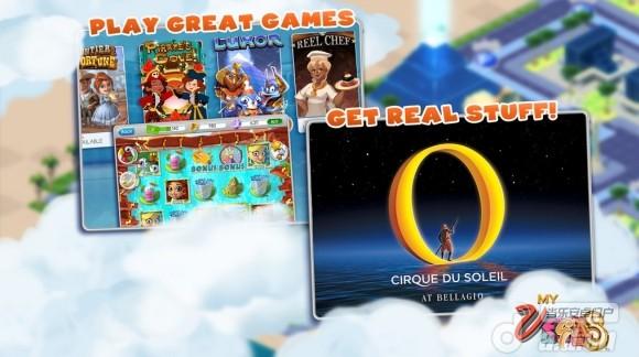 我的拉斯維加斯:老虎機myVEGAS Slots v1.3.30037-Android其他游戏類遊戲下載