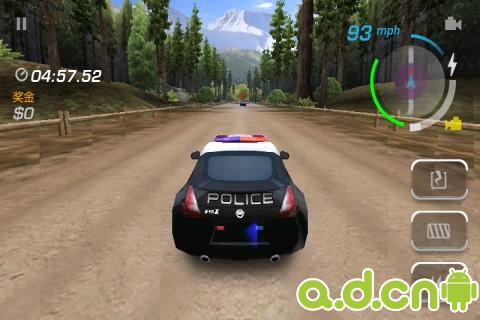 《极品飞车Need For Speed Shift》