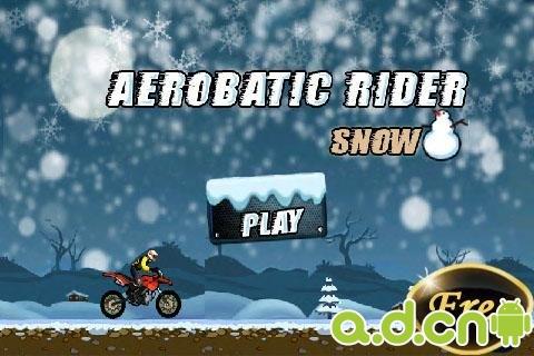 雜技騎士:雪地 Snow Rider v1.2.08-Android益智休闲免費遊戲下載