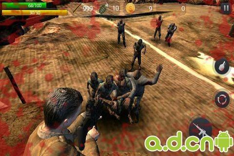 殭屍地獄 v1.10,Zombie Hell