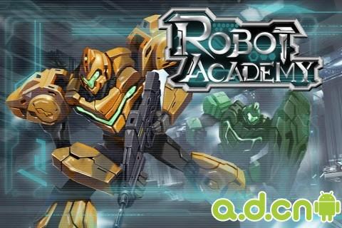 機械人學院 v1.0.1,Robot Academy