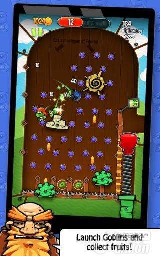 水果妖精彈珠台 Fruits'n Goblins v1.0-Android益智休闲免費遊戲下載