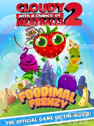 天降美食2 Cloudy with Meatballs 2 v1.5.1-Android益智休闲免費遊戲下載