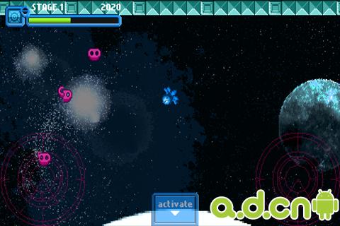 网络上的信息关闭 游戏简介 浩瀚宇宙中充满未知凶险,你要躲避异类ufo