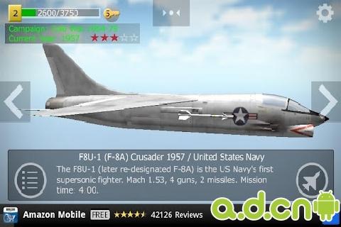 超音速戰鬥機 Strike Fighters v1.37-Android飞行游戏免費遊戲下載