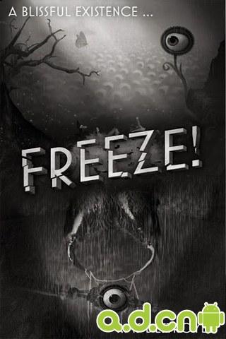 安卓益智休闲游戏《冰冻时间 Freeze!》