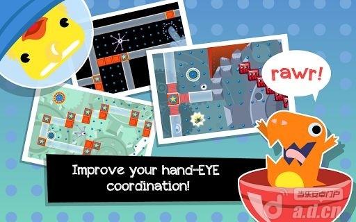 黏住前行! 修改版 Cling!  v1.02-Android益智休闲免費遊戲下載