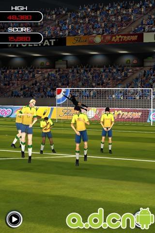 《手指足球Flick Soccer!》