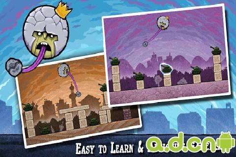 古怪之王 King Oddball v1.1.9-Android益智休闲免費遊戲下載