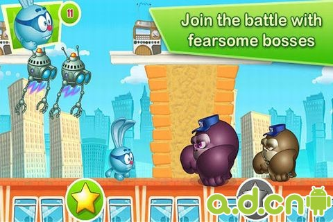 開心小豬 精簡版 KiKORiKi Free v2.0.11-Android冒险解谜類遊戲下載