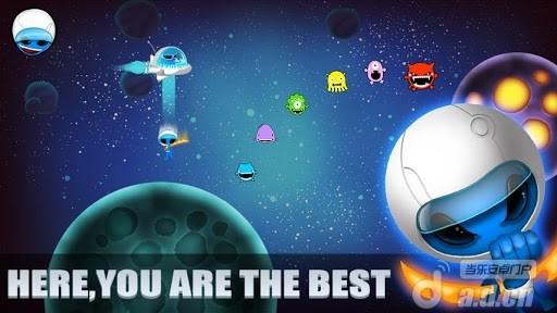 太空英雄 Space Hero v1.05-Android益智休闲類遊戲下載