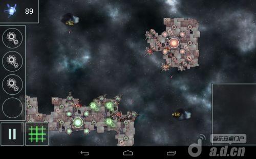 銀河間諜 (含資料包) Ionage v1.08-Android策略塔防免費遊戲下載
