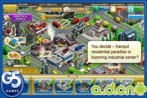 虛擬城市遊樂場(含數據包) Virtual City Playground v1.12-Android模拟经营類遊戲下載